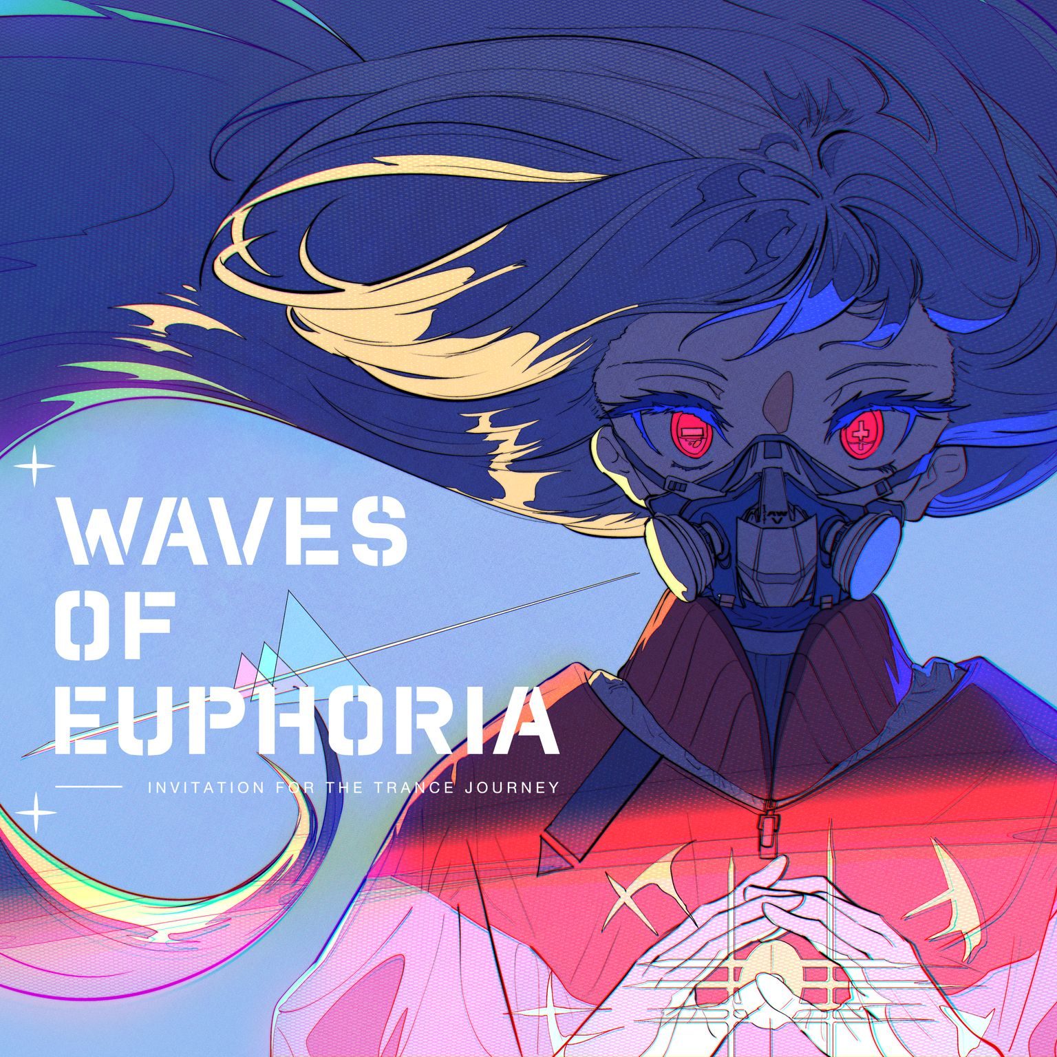WAVES OF EUPHORIA - INVITATION FOR THE TRANCE JOURNEY